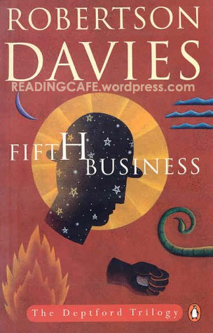 in search for self identity in robertson davies novel fifth business Davies, whose family background was welsh, had strong links with england, having studied at balliol college, oxford, and then worked at the old vic as a writer, teacher of drama history, and actor.