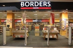 Borders Express ở Berjaya Timesquare