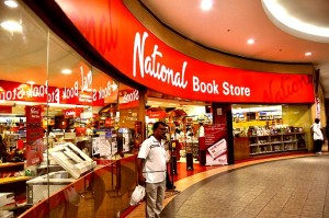 SM National bookstore